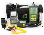 TPI 709R Kit 2 Flue Gas Analyser with Printer & Pipe Clamps